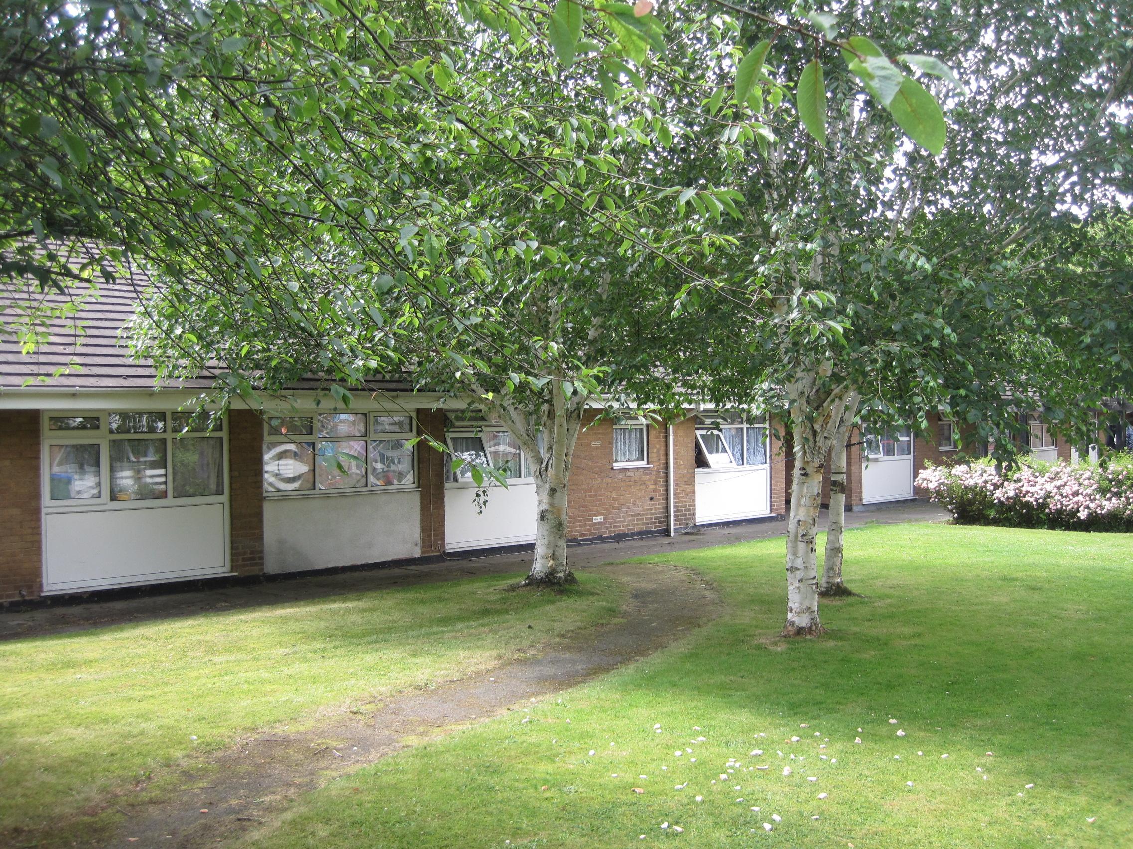 18 Salisbury house, Lily street, West Bromwich,  B71 1QD