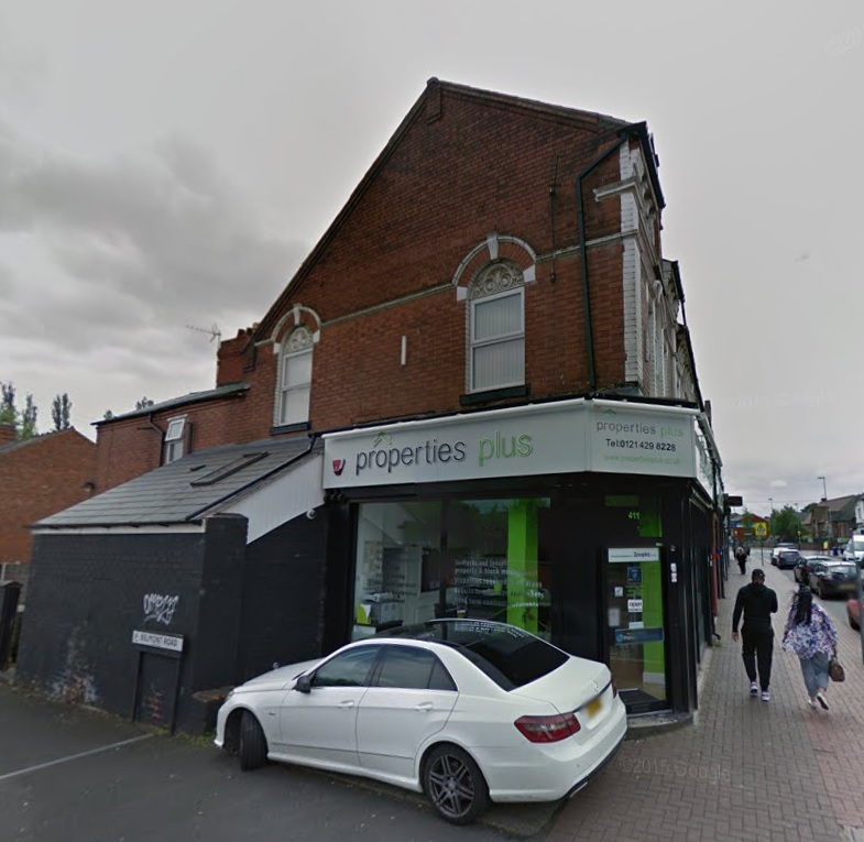 Flat D, 411 Bearwood road, Smethwick