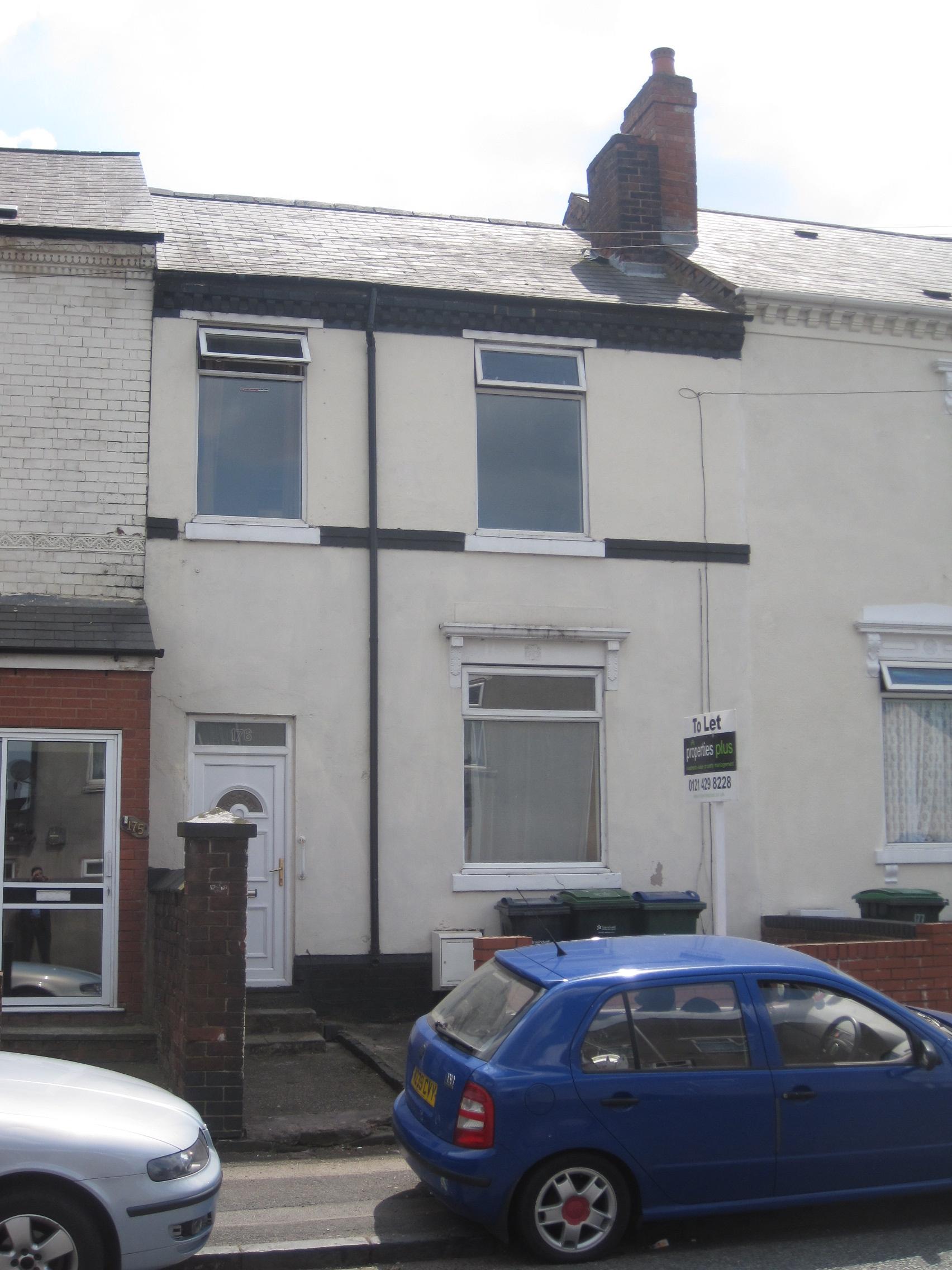 176 St Pauls Road, Smethwick